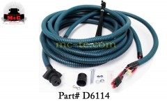 SnowEx 24' Wiring Harness for SP-575 and SP-1075 Spreaders D6114