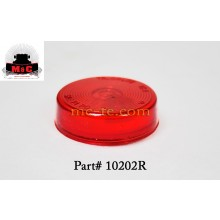 """10 Pack / Truck-Lite Series 10 2-1/2"""" Marker/Clearance Lamp 10202R"""