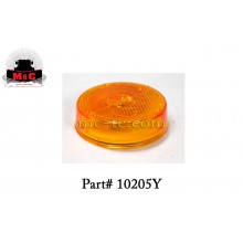3 Pack / Truck-Lite Yellow 10 Series 2-1/2''  Marker/Clearance Lamp 10205Y