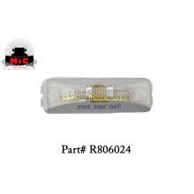 3 Pack / Truck-Lite 19 Series Clear Light 19206