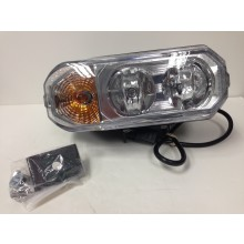 Hiniker Snowplow RH Light Assembly (Version 3) 25013251