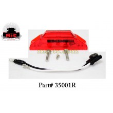 Truck-Lite LED Red Marker & Clearance Lamp Kit 35001R