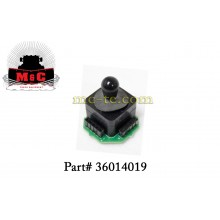 4-Way Replaceable JOYSTICK Switch Replacement HINIKER Plow Controller 36014019