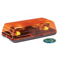 "ECCO 15"" Amber Rotating Mini Light Bar 5135A"