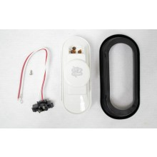 Truck-Lite Model 60 Oval BackUp Light Kit 60004C