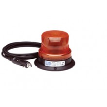 ECCO Amber Low Profile Strobe with Magnet Mount 6410A-MG
