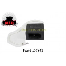 SnowEx Plug End Dust Cover D6841