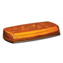 ECCO Amber LED Mini Light Bar 5580A