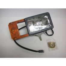 Hiniker Snowplow RH Light Assembly Old Style 25010919