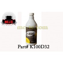 K100 D Fuel Treatment for Diesel/Biodiesel Fuels 32 oz * Case of 12 *