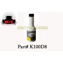 K100D Fuel Treatment for Diesel and Biodiesel Fuels - 8 oz.