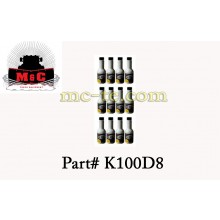 K100 D Fuel Treatment for Diesel/Biodiesel Fuels 8 oz. * Case of 12 *