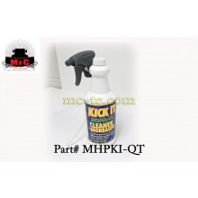 3 Pack / Mule Head Brand 1 Qt. Kick It Ready to Use Cleaner Degreaser MHPKI-QT