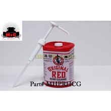 Mule Head Brand 1 gal. Original Red Hand Cleaner MHPRHC