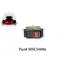 Boss Plow Switch, Joystick On/Off Rocker MSC04086