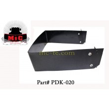 Deflector Kit for SnowEx Push Spreader SP-65 PDK-020
