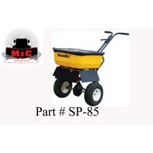SnowEx SP-85 Walk Behind Spreader