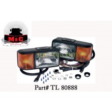 Truck Lite Economy Snow Plow/ATL Lights TL 80888